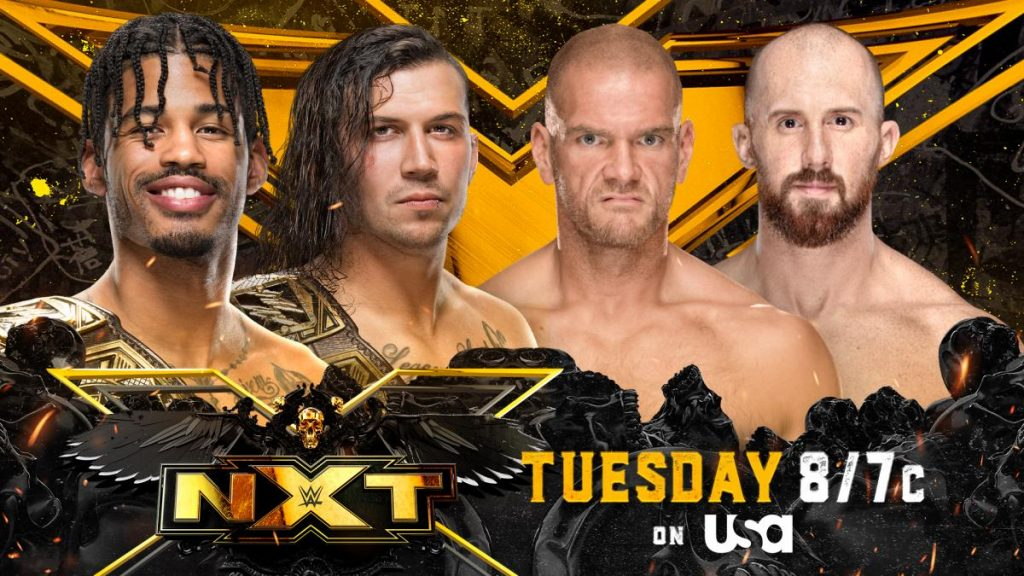 Previa WWE NXT 7 de septiembre de 2021
