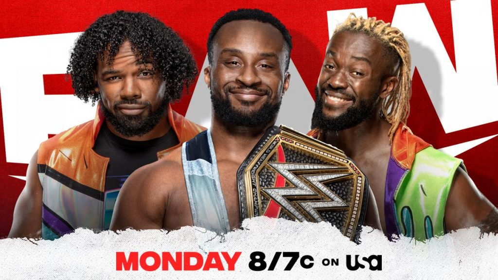 WWE RAW Preview September 20, 2021
