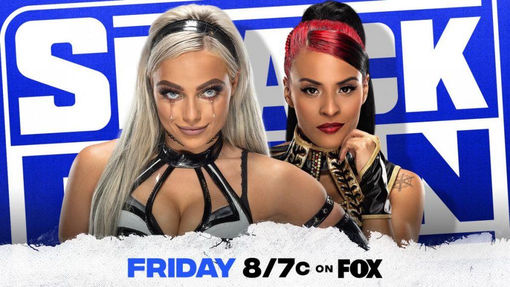 Previa WWE SmackDown 24 de septiembre de 2021