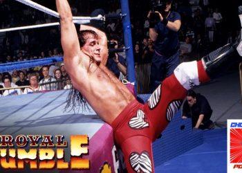 Chokeslam retro royal rumble 1995